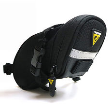 TOPEAK Aero Wedge Pack Micro後座墊袋(迷你型)_黑