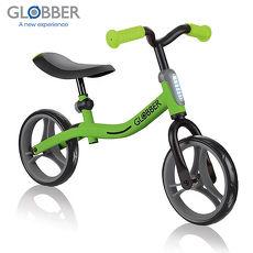 GLOBBER哥輪步 GO BIKE兒童平衡滑步車/學步車-綠