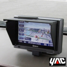 【日本YAC】伸縮式導航螢幕遮光罩