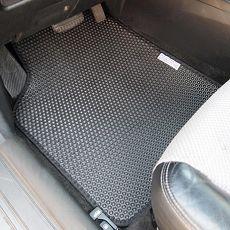 【亞克】EVA防水集塵踏墊-駕駛前座 (汽車︱車墊︱座墊)