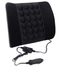 磁性震動背部按摩腰靠 (汽車椅墊)