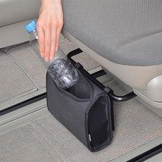 【日本SEIWA】座椅下收納袋W841 (汽車︱置物箱︱垃圾桶)