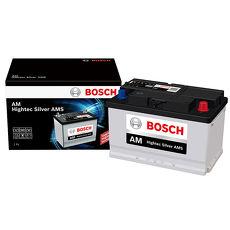 BOSCH S5銀合金AMS充電制御 DIN60 汽車電瓶