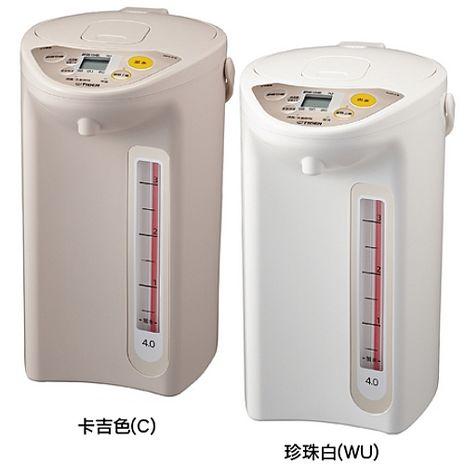 TIGER 虎牌 日本原裝 3.0L微電腦電熱水瓶 PDR-S30R-CX(卡其色)