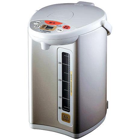 象印 4公升 四段定溫省電微電腦熱水瓶 CD-WBF40(限時特賣)