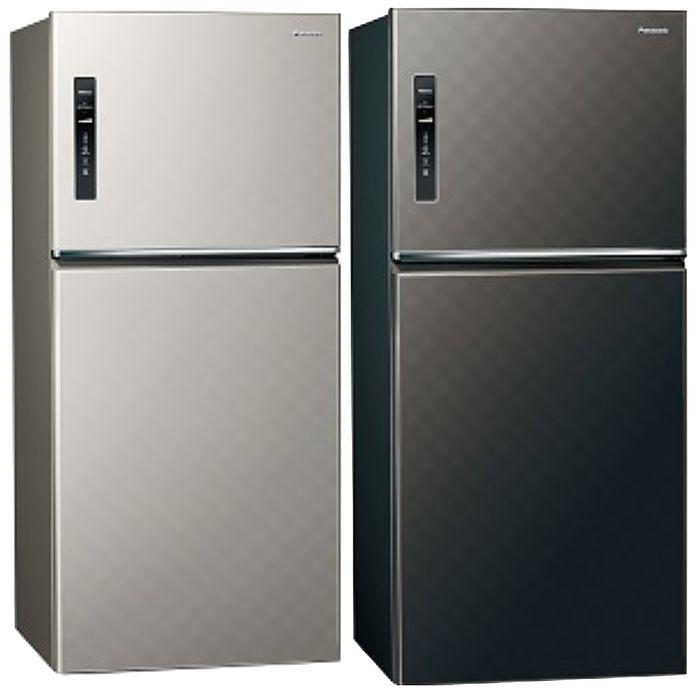 Panasonic國際牌 變頻雙門電冰箱650公升NR-B659TV-S/NR-B659TV-K【冰箱特賣】星空黑