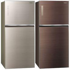國際牌 650公升變頻雙門冰箱NR-B659TG-N(翡翠金)