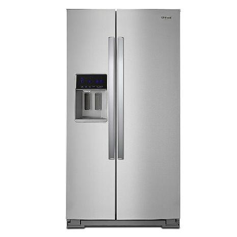 【Whirlpool惠而浦】 840L對開門冰箱 WRS588FIHZ