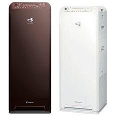 ★領券再折★DAIKIN大金 加濕X空氣清淨機 MCK55USCT 白色/棕色棕色