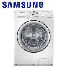 ★【Samsung三星】 原裝進口14KG噴射水流洗脫烘滾筒 WD14F5K5ASW/TW