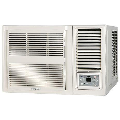 【HERAN 禾聯】6坪 變頻窗型冷氣HW-GL41 (右吹)