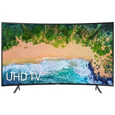 SAMSUNG三星55吋LED聯網黃金曲面4K電視UA55NU7300/UA55NU7300WXZW