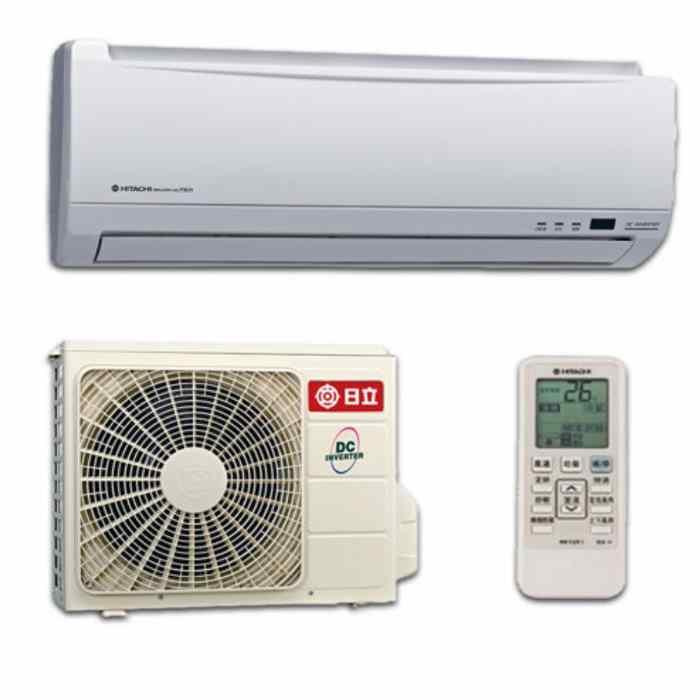 【HITACHI日立】8坪 冷暖 變頻分離式空調 RAC-50HK1/RAS-50HK1