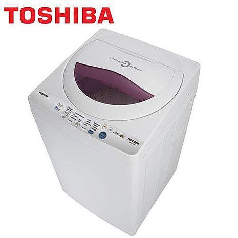 ★TOSHIBA東芝 7公斤循環進氣高速風乾洗衣機 AW-B7091E