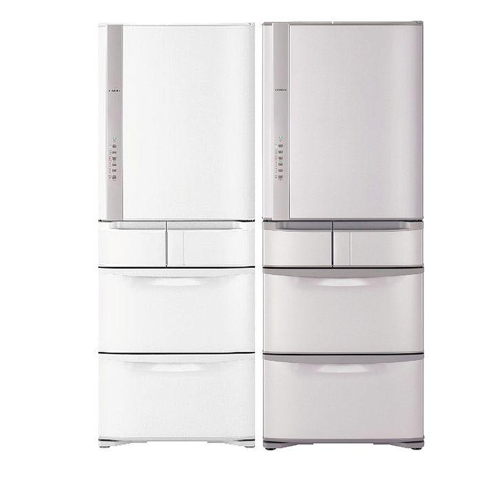 (結帳驚喜價)日立483公升五門(與RS49HJ同款)冰箱星燦不鏽鋼 RS49HJSN