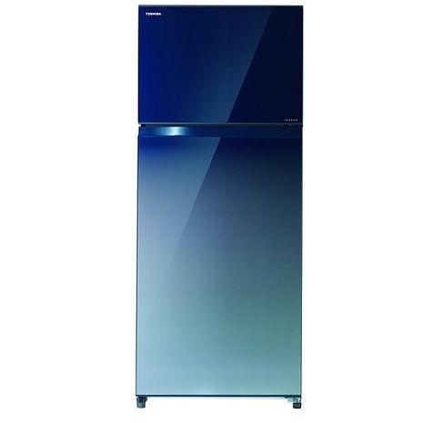 【TOSHIBA東芝】510L 雙門變頻電冰箱 GR-AG55TDZ(GG)*預購*