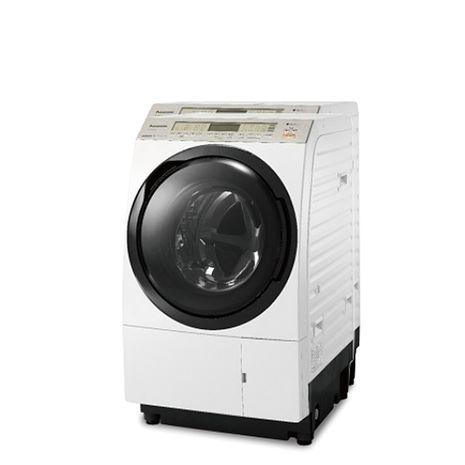 【Panasonic 國際牌】日本製變頻11KG洗脫烘滾筒洗衣機(NA-VX88GR/NA-VX88GL)(不參與原廠活動)右開