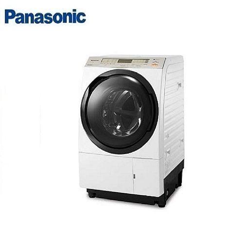 預購【Panasonic 國際牌】日本製變頻11KG洗脫烘滾筒洗衣機(NA-VX88GR/NA-VX88GL)(不參與原廠活動)右開