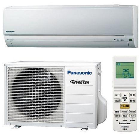 Panasonic國際牌4-6坪變頻冷暖分離式冷氣CS-K28BA2/CU-K28BHA2