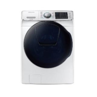 回函贈【SAMSUNG 三星】17KG AddWash潔徑門 變頻 洗脫烘 滾筒洗衣機 WD17N7510KW/TW