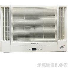 【HITACHI日立】4坪變頻冷暖雙吹式窗型冷氣RA-25NV雙吹(不參加原廠贈品活動)