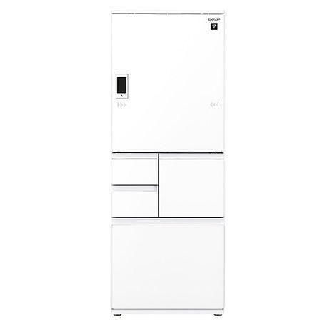 (結帳享折扣)分享送500元★SHARP夏普 551公升左右開五門變頻冰箱 SJ-WX55ET (回函贈)白色W