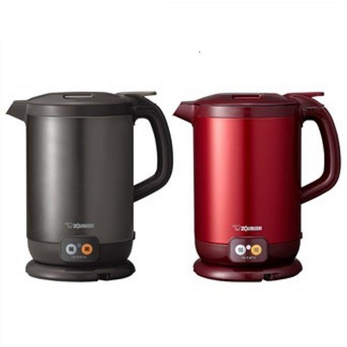 (結帳驚喜價)象印 1公升 微電腦快煮電氣壺 CK-EAF10 (CK-EAF10-RA/CK-EAF10-TA)(象印特賣)紅色