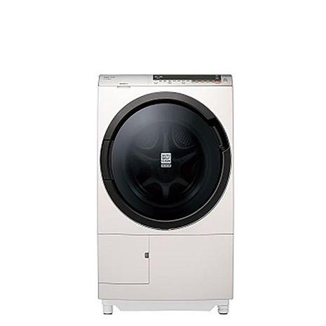 送$2500電子禮券 日立11.5公斤滾筒洗脫烘左開(與BDSX115CJ同款)左開洗衣機BDSX115CJN