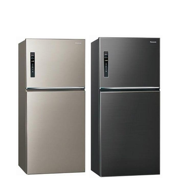 Panasonic國際牌650公升雙門變頻冰箱NR-B659TV-S1/NR-B659TV-A【預購】星耀黑
