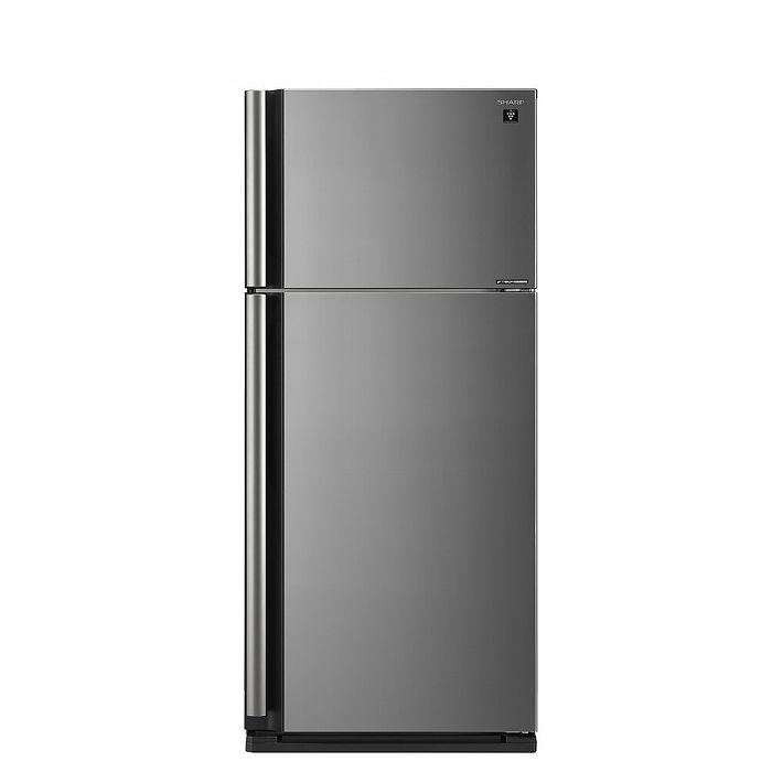 分享送500元★SHARP夏普583公升雙門變頻冰箱SJ-SD58V-SL (回函贈)