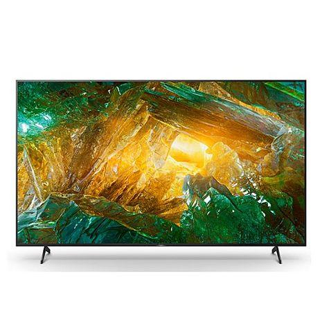 SONY索尼55吋聯網4K電視KD-55X8000H(含標準安裝)