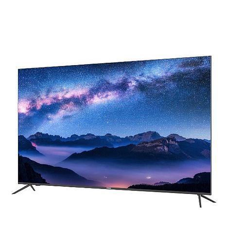 [含標準安裝+王品牛排餐券5張]海爾75吋GOOGLE認證TV安卓9.0(與75PUH6303同尺寸)電視H75S5UG
