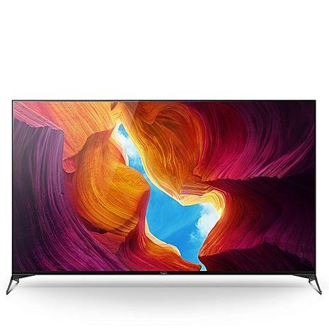 (含標準安裝)SONY索尼65吋聯網4K電視KM-65X9000H【預購】