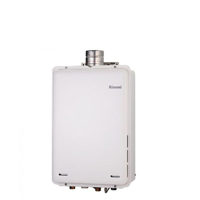 (全省安裝)林內24公升屋內強制排氣(與REU-A2426WF-TR同款)熱水器REU-A2426WF-TR_NG1/REU-A2426WF-TR_LPG *能效二級桶裝