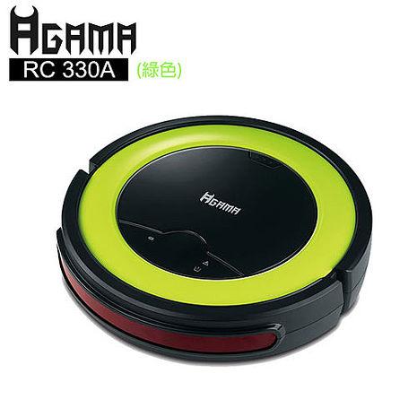 【AGAMA】AiBOT RC330A 新世代頂級高階款智慧型掃地機器人 蘋果綠(APP限殺)