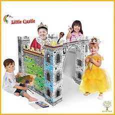 【維生樹】 3D畫畫遊戲組-獅子心城堡