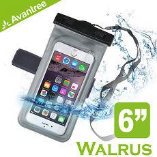 【Avantree】Walrus運動音樂手機防水袋(可接防水耳機)