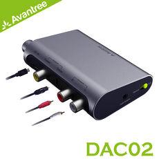 【Avantree】DAC02 數位類比音源轉換器(同軸/光纖 轉RCA/3.5mm音頻)