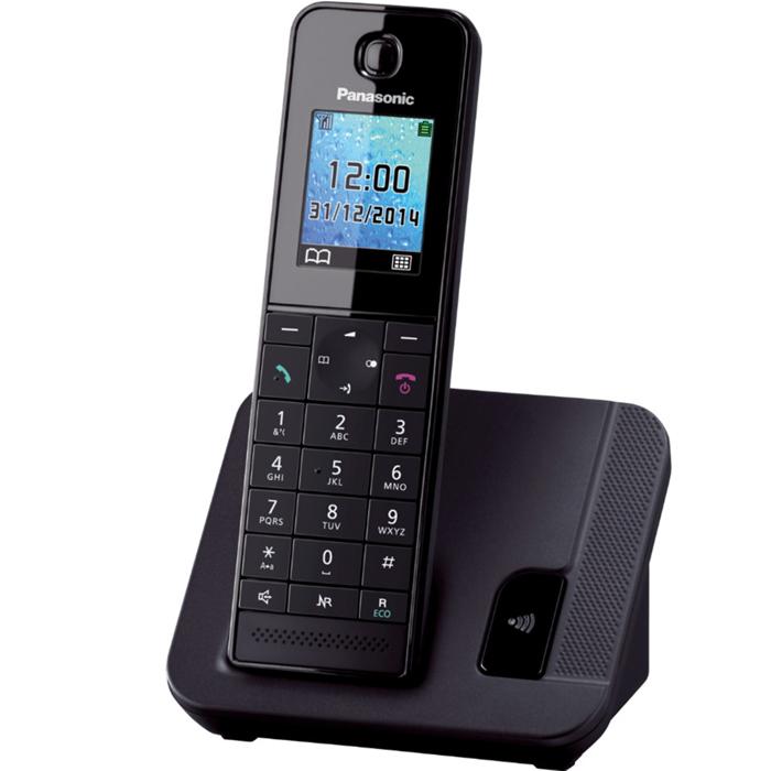 【送充電電池*2】 Panasonic 國際牌數位DECT 無線電話 KX-TGH210TW (松下公司貨)