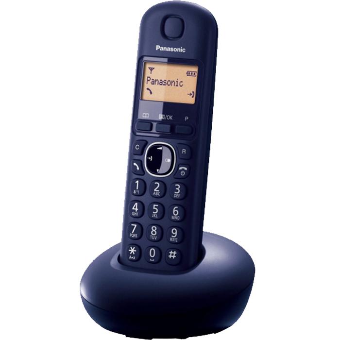 【TGB210TW】 Panasonic 國際牌數位DECT 無線電話 KX-TGB210 (松下公司貨) 深藍色