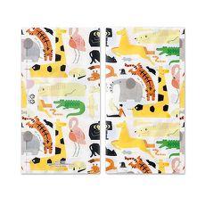 日本 Prairie Dog 抗菌口罩夾 - 動物派對