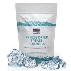 海洋之星Fish4Dogs 冷凍乾燥全魚肉塊25g*2入(犬貓適用)
