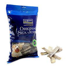 【海洋之星Fish4Dogs】營養潔齒點心─魚皮薄片500g(適合一般犬隻食用)