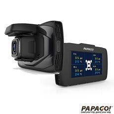 PAPAGO GoSafe 30G GPS 測速預警行車記錄器+16G記憶卡+螢幕擦拭布