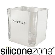 【Siliconezone】施理康520ml耐熱立方造型計量杯&計量匙-灰色