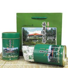 【醒茶莊】嚴選福壽梨山高冷茶禮盒150g(1組)
