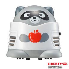 【LIBERTY利百代】可愛狸貓-迷你桌上型吸塵器