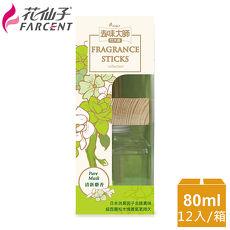 整箱購買【花仙子】去味大師竹木香80ml-12入-清新麝香