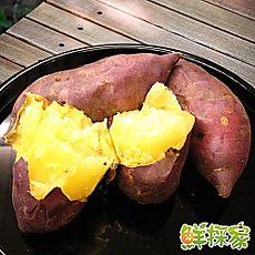 鮮採家 鮮甜鬆軟栗子地瓜5台斤