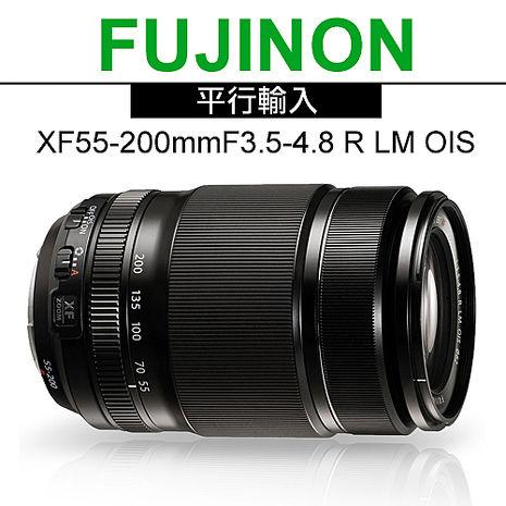 FUJIFILM XF 55-200mm F3.5-4.8 R 望遠變焦鏡頭*(平輸)-送抗UV鏡62mm+拭鏡筆